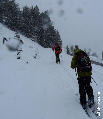 P1440975 - La Renclusa Extreme. Valle de Benasque.