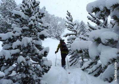 P1450021 - La Renclusa Extreme. Valle de Benasque.