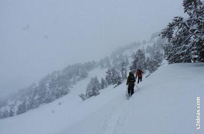 P1450025 - La Renclusa Extreme. Valle de Benasque.