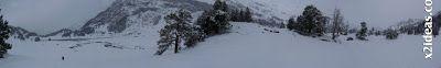 Panorama 2 001 - La Renclusa Extreme. Valle de Benasque.