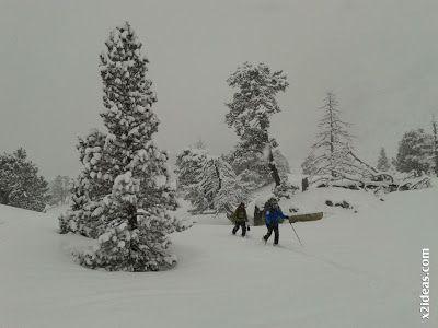 renclusa xtreme 112 - La Renclusa Extreme. Valle de Benasque.