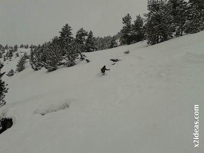 renclusa xtreme 160 - La Renclusa Extreme. Valle de Benasque.