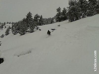 renclusa xtreme 173 - La Renclusa Extreme. Valle de Benasque.