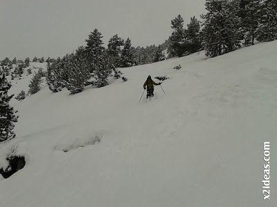 renclusa xtreme 176 - La Renclusa Extreme. Valle de Benasque.