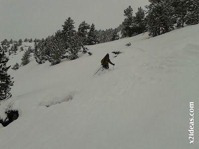renclusa xtreme 178 - La Renclusa Extreme. Valle de Benasque.