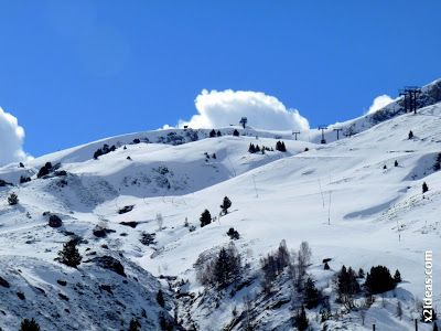 P1450251 - Gallinero después de nevar anoche.