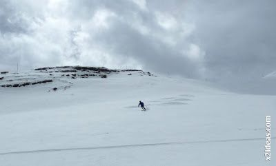 P1450288 - Gallinero después de nevar anoche.