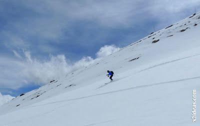P1450290 - Gallinero después de nevar anoche.