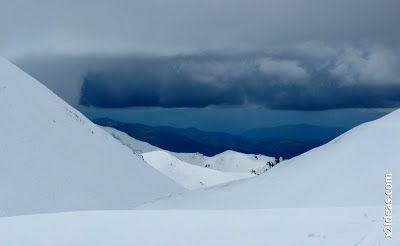 P1450305 - Gallinero después de nevar anoche.