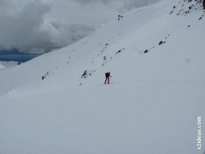 P1450319 - Gallinero después de nevar anoche.