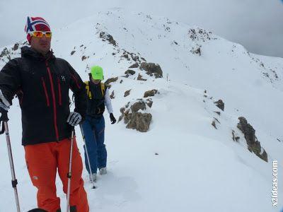 P1450330 - Gallinero después de nevar anoche.