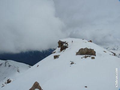 P1450339 - Gallinero después de nevar anoche.