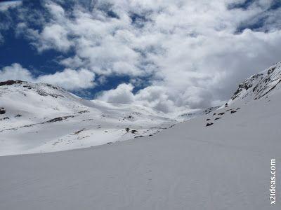 P1450380 - El pico Castanesa se me resiste.