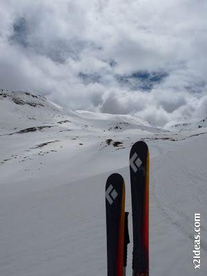 P1450384 - El pico Castanesa se me resiste.