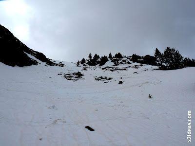 P1450385 - El pico Castanesa se me resiste.