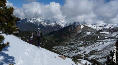 P1450986 - Ascensión al Pico Castanesa (2858 m) y su bajada ...