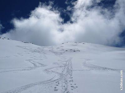 P1460004 - Ascensión al Pico Castanesa (2858 m) y su bajada ...