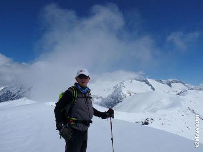 P1460015 - Ascensión al Pico Castanesa (2858 m) y su bajada ...