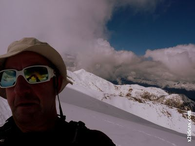 P1460016 - Ascensión al Pico Castanesa (2858 m) y su bajada ...