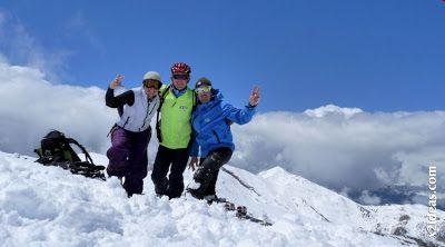 P1460027 - Ascensión al Pico Castanesa (2858 m) y su bajada ...