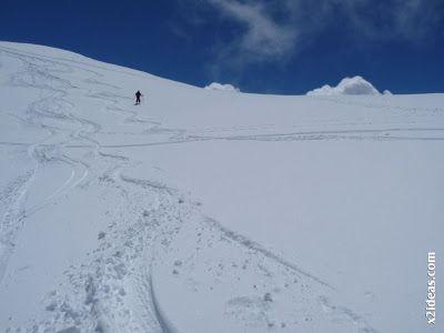 P1460031 - Ascensión al Pico Castanesa (2858 m) y su bajada ...