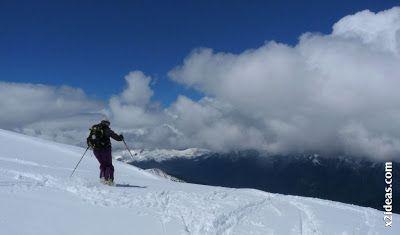 P1460036 - Ascensión al Pico Castanesa (2858 m) y su bajada ...