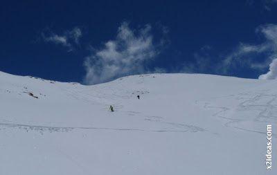 P1460064 - Ascensión al Pico Castanesa (2858 m) y su bajada ...
