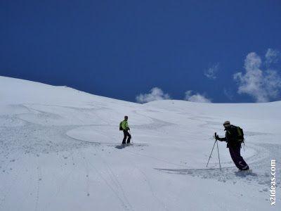 P1460090 - Ascensión al Pico Castanesa (2858 m) y su bajada ...