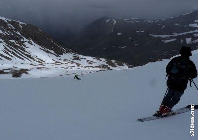 P1460499 - Seguimos esquiando ... a la espera a que mejore el tiempo.