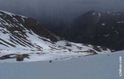 P1460500 - Seguimos esquiando ... a la espera a que mejore el tiempo.