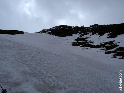 P1460507 - Seguimos esquiando ... a la espera a que mejore el tiempo.