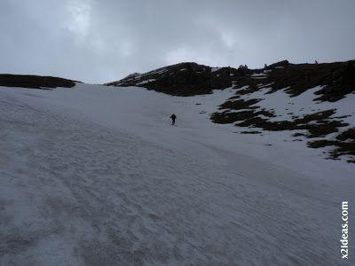 P1460510 - Seguimos esquiando ... a la espera a que mejore el tiempo.