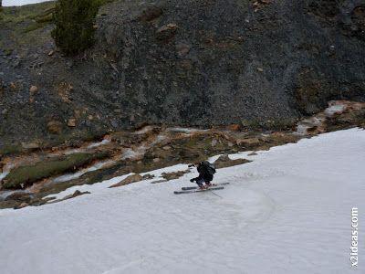 P1460513 - Seguimos esquiando ... a la espera a que mejore el tiempo.