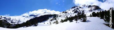 Panorama 1 001 2 - El pico Castanesa se me resiste.