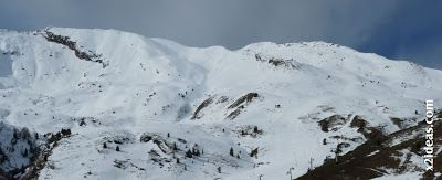 Panorama 10 1 - Gallinero después de nevar anoche.