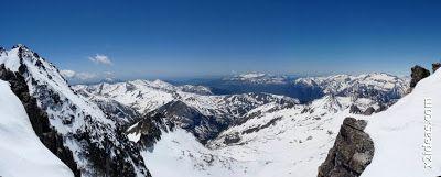 Panorama 12 - Subida al Aneto Mayo 2013