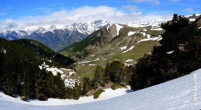 Panorama 2 001 2 - El pico Castanesa se me resiste.