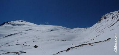 Panorama 2 - Ascensión al Pico Castanesa (2858 m) y su bajada ...