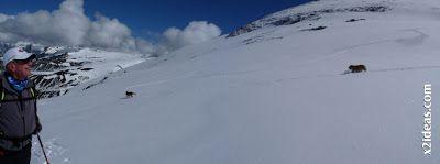 Panorama 3 - Ascensión al Pico Castanesa (2858 m) y su bajada ...