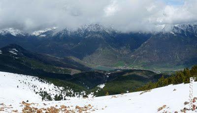 Panorama 4 001 1 - Para entrar en calor, Rincón del Cielo, Cerler.