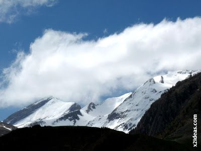 P1460537 - Pico Basibé, sin palabras en Cerler ... en junio.
