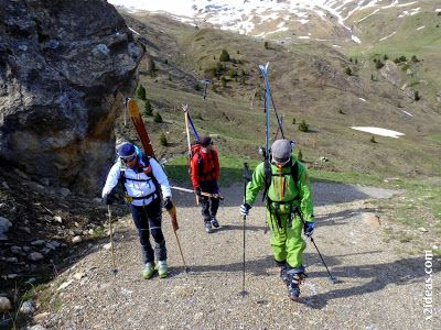 P1460546 - Pico Basibé, sin palabras en Cerler ... en junio.