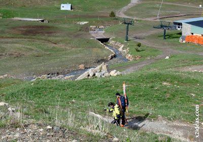 P1460547 - Pico Basibé, sin palabras en Cerler ... en junio.