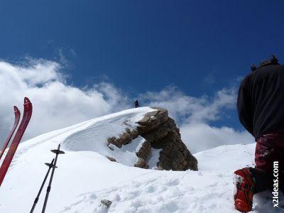 P1460578 - Pico Basibé, sin palabras en Cerler ... en junio.