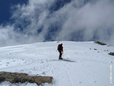 P1460579 - Pico Basibé, sin palabras en Cerler ... en junio.