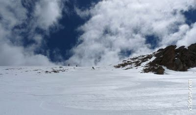 P1460597 - Pico Basibé, sin palabras en Cerler ... en junio.