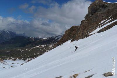 P1460629 - Pico Basibé, sin palabras en Cerler ... en junio.