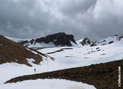 P1460634 - Pico Basibé, sin palabras en Cerler ... en junio.