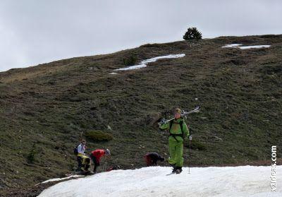 P1460644 - Pico Basibé, sin palabras en Cerler ... en junio.