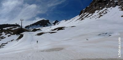 Panorama 1 2 - Pico Basibé, sin palabras en Cerler ... en junio.